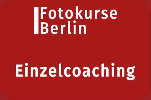 Einzelchoaching Fotoworkshops Gutscheine Berlin