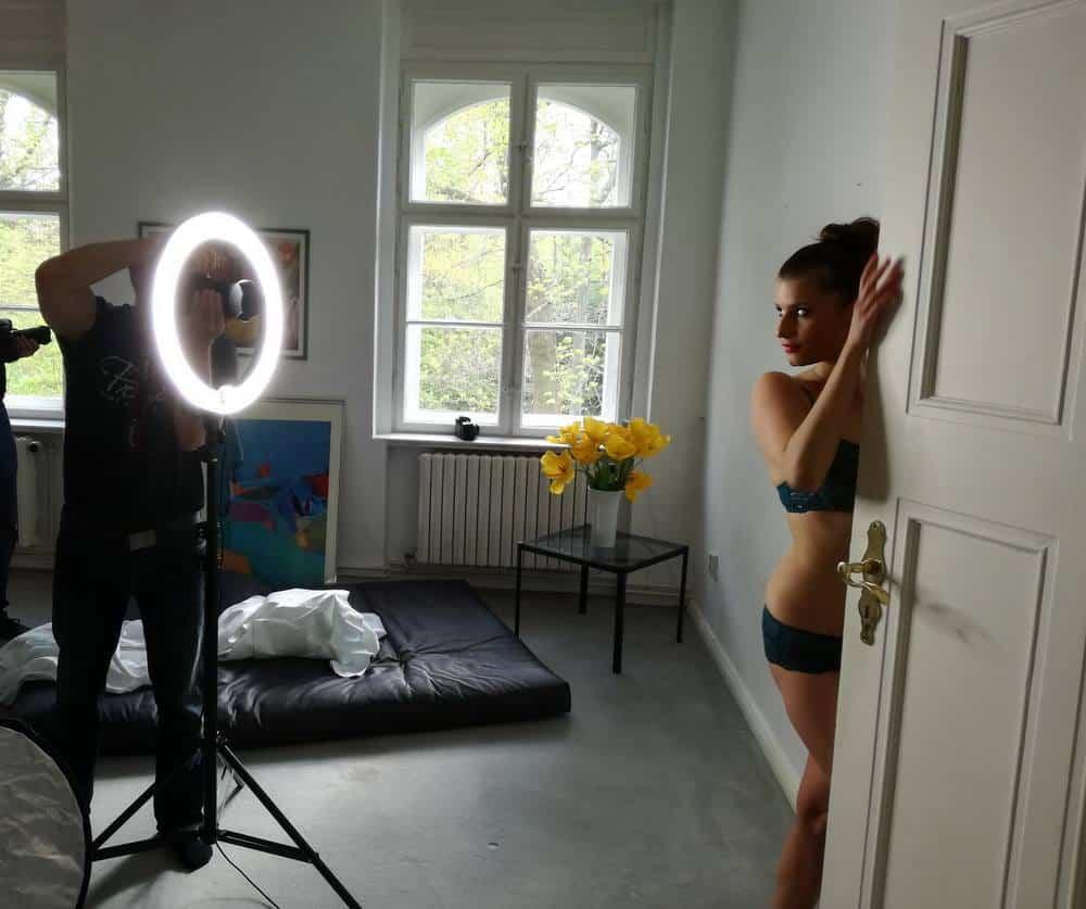 Shooting mit Kamila