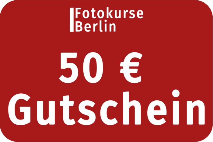 50 Euro Gutschein FotokurseBerlin.de