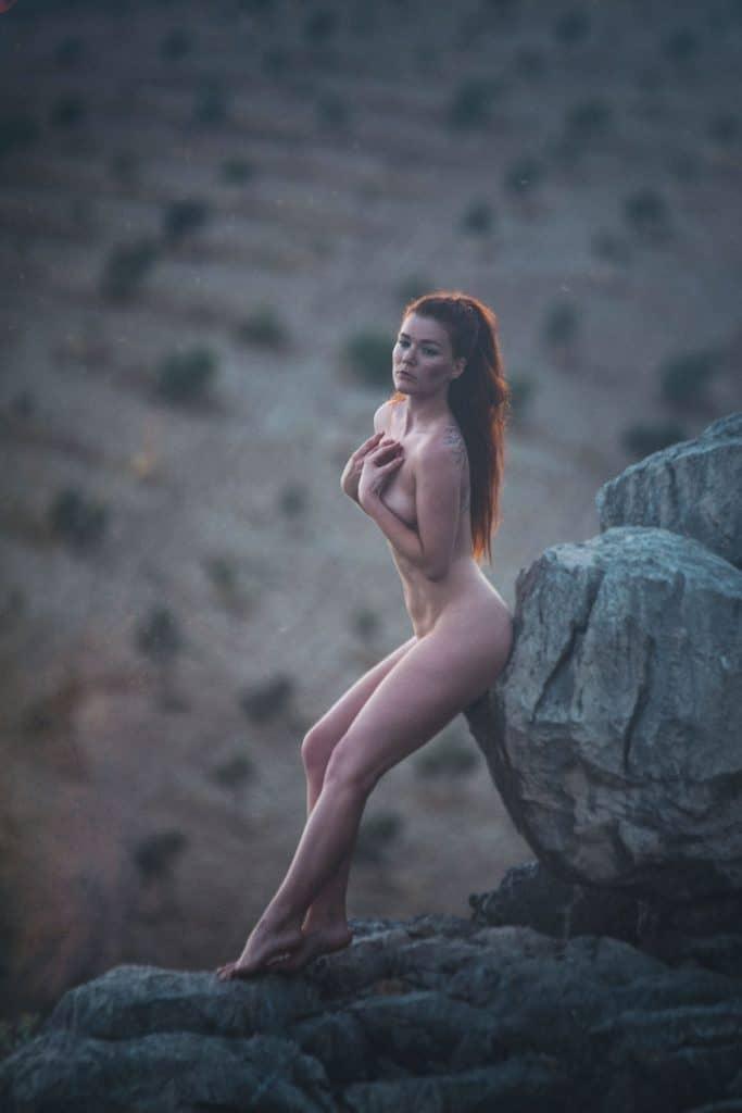 Fotokurs – Sensual Studio Shooting mit Mia Sol