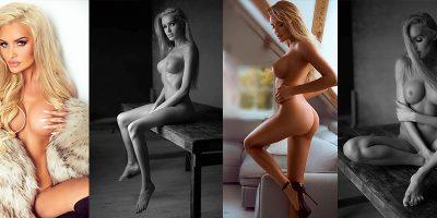 Fotokurse mit Playmate Wioleta #40