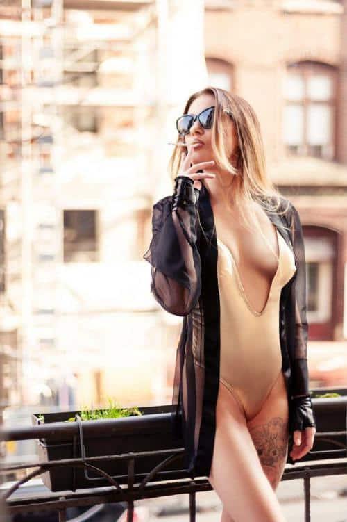 Extra Fotokurs mit Nastya